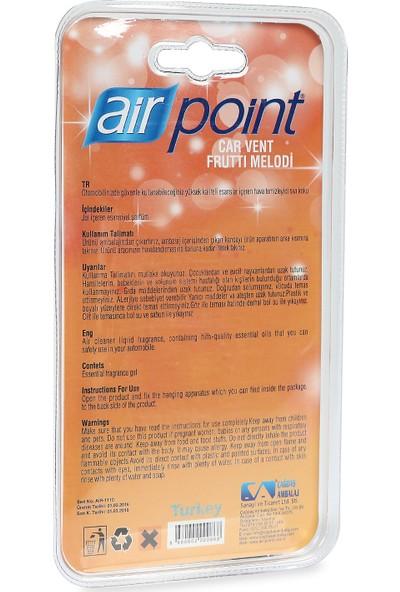 Air Point Kalorifer Petek Kokusu Frutti Melodi