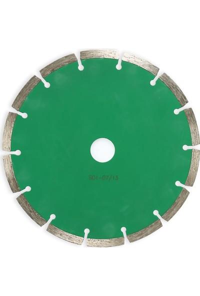 Nora Elmas Uçlu Taş Tuğla Mermer Granit Kesici Disk 180 Mm