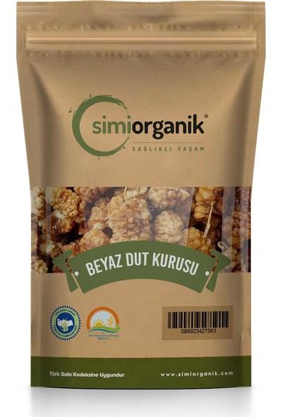 Simi Organik Beyaz Dut Kurusu 250 gr