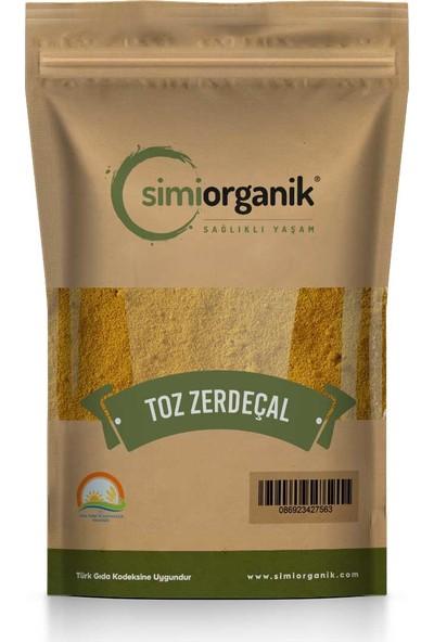 Simi Organik 1. Sınıf Toz Zerdeçal 250 gr