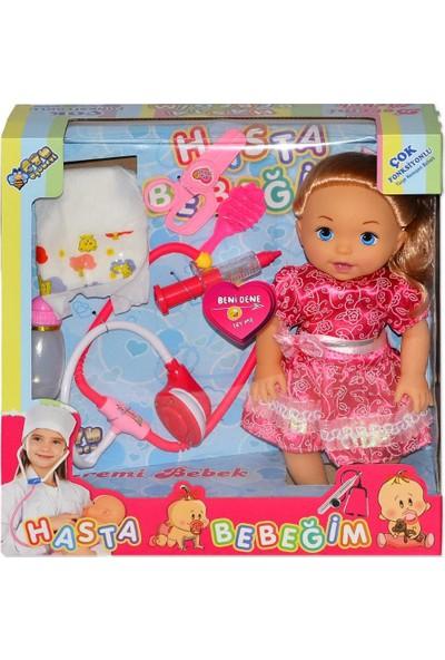 Can Oyuncak Can Toys Lb697 Türkçe Fonksiyonlu Hasta Bebeğim
