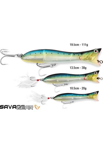 Savage Gear Panic Popper 10.5Cm 22Gr Sahte Balık Suni Yem