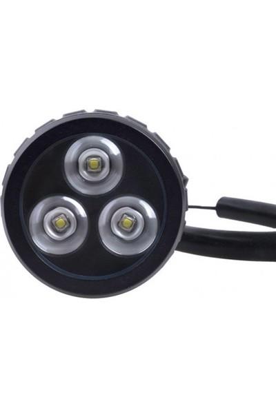 Seac Sub R30 Led Sualtı Fenerı 1500 Lumen