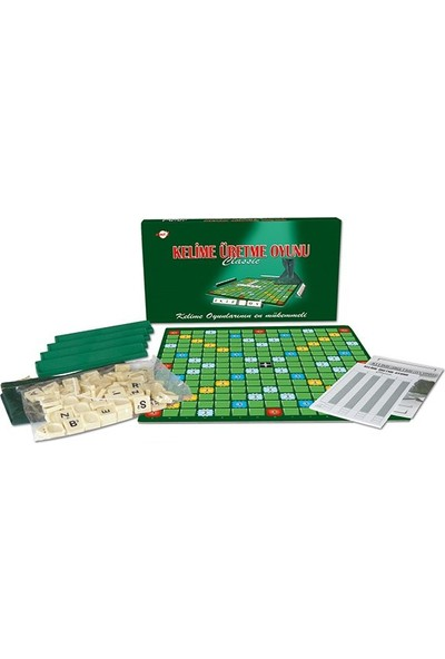 Efe Oyuncak 9706 Kelime Üretme Oyunu Türkçe