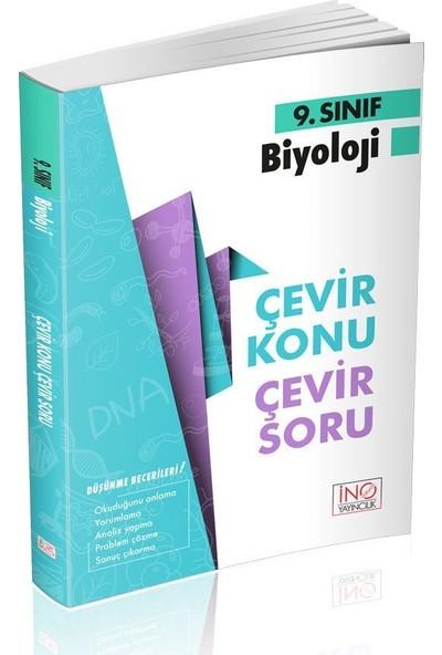 İnovasyon Yayınları 9. Sınıf Biyoloji Çevir Konu Çevir Soru