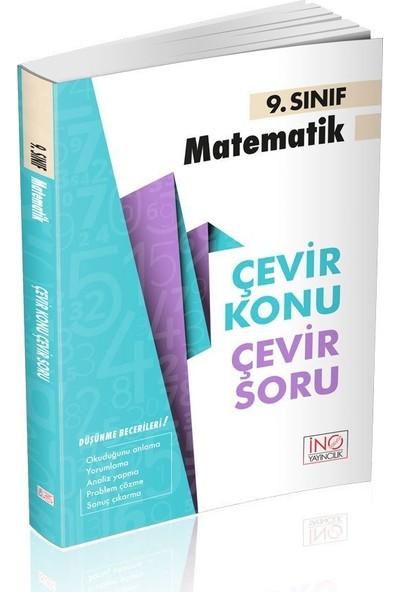 İnovasyon Yayınları 9. Sınıf Matematik Çevir Konu Çevir Soru