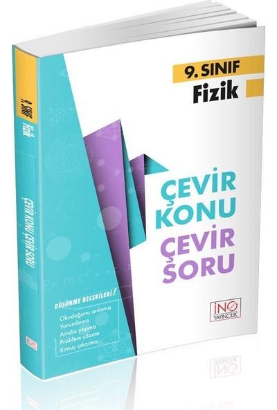İnovasyon Yayınları 9. Sınıf Fizik Çevir Konu Çevir Soru