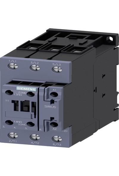Siemens 3Rt2036-1Ap00 50 A Yeni Nesil Kontaktör