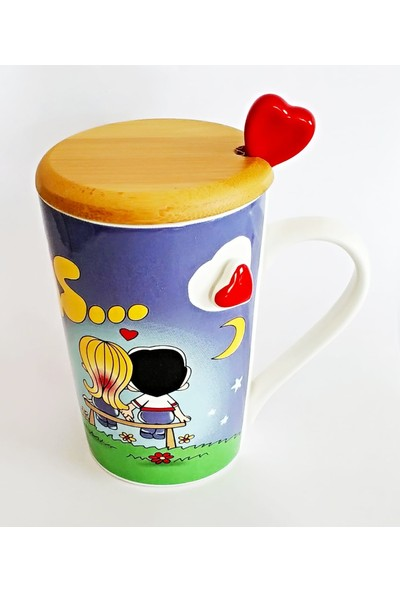 Love İs Şıpsevdi Kupa