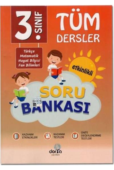 Dorya Yayınları 3.Sınıf Tüm Dersler Soru Bankası