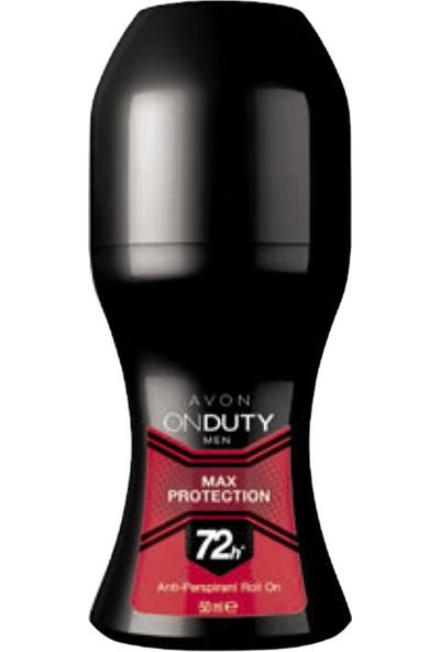 Avon OnDuty Max Protection Erkek Rollon 50 ml