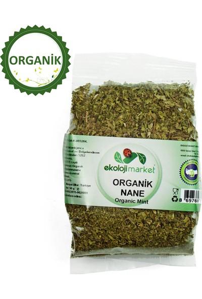 Ekoloji Market Organik Nane 25gr