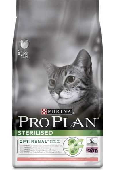 Pro Plan Sterilised Kisirlaştirilmiş Kediler Için Somonlu Ve Ton Balikli Kedi Mamasi 1,5 kg