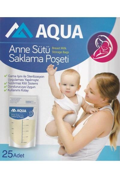 Aqua Anne Sütü Saklama Poşeti