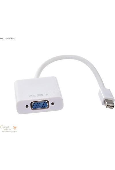 Blueway Mini Display Port To VGA Çevirici Adaptör Macbook Projeksiyon