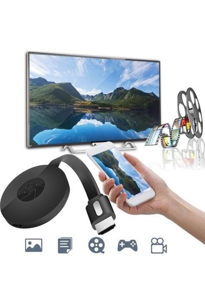 Blueway 2018 Yeni Sürüm Mirascreen G2-4 Kablosuz HDMI Görüntü Aktarıcı