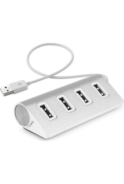 Blueway USB 2.0 Hub 4 Port Yüksek Hızlı Mini Hub Adaptör