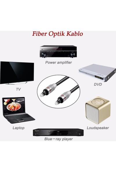 Blueway Dijital Ses Kablosu Fiber Optik Kablo 1,5 m