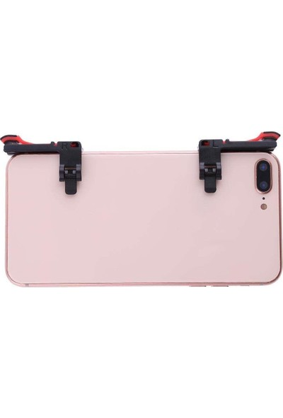 Mzade Tüm Telefonlar İçin Pubg Fortnite R1L1 Oyun Adaptörü M24 Ateş Tetik Düğmeleri