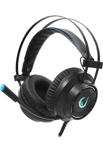 Rampage RM-19 Forte-Y Siyah USB 7,1 Version Oyuncu Mikrofonlu Kulaklık