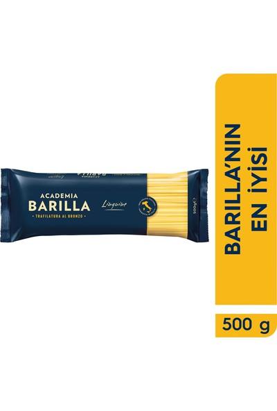 Academia Barilla Yassı Spagetti/ Linguine Sade Makarna 500 gr