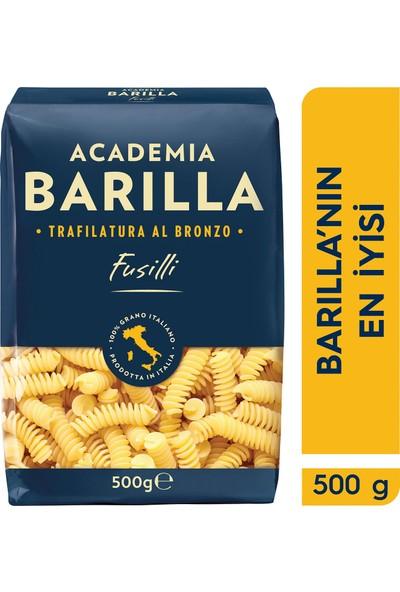 Academia Barillaburgu/ Fusilli Sade Makarna 500 gr