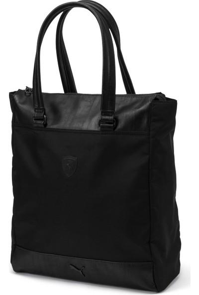 Puma 07551101 Sf Ls Handbag Kadın Spor Çanta Siyah