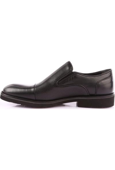 Fosco 9Y9062 Erkek Eva Taban Klasik Ayakkabı Siyah