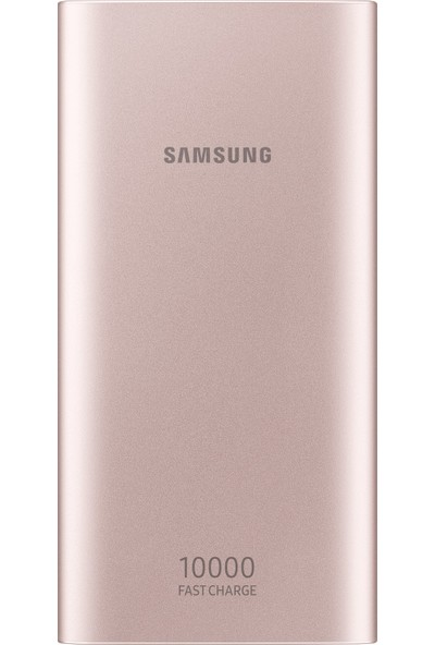Samsung 10000 mAh Taşınabilir Hızlı Şarj Cihazı - 15W Çift Çıkış – Micro USB - EB-P1100BPEGTR