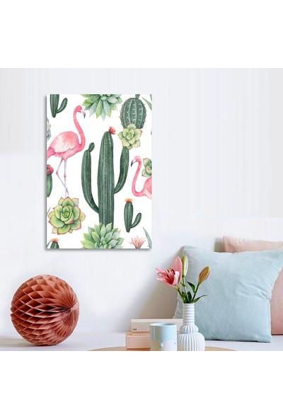 Vetro Design Flamingo 20 x 30 cm Mdf Tablo