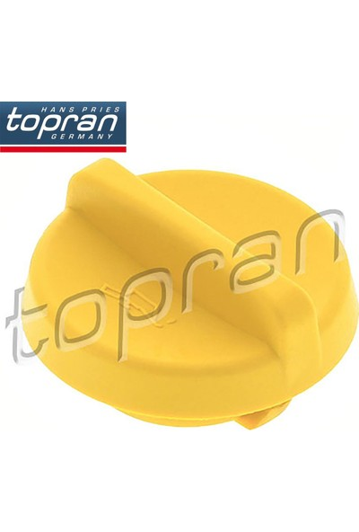 Opel Corsa D 1.2 1.4 Motor Yağ Kapağı Topran Marka