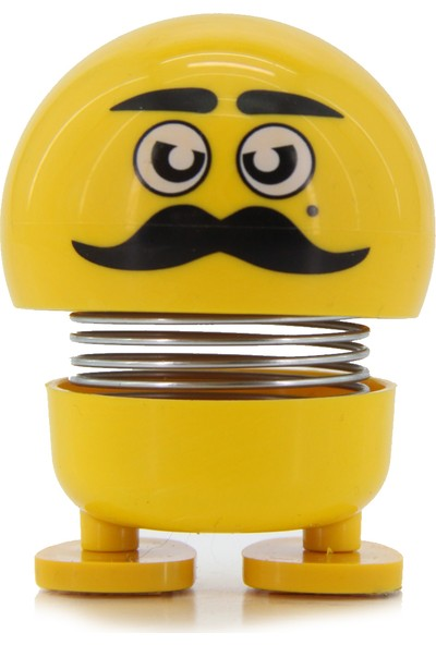 Familya Shop Zııp Zıpp Kafalar , Sevimli Kafa Sallayan Emoji Pala