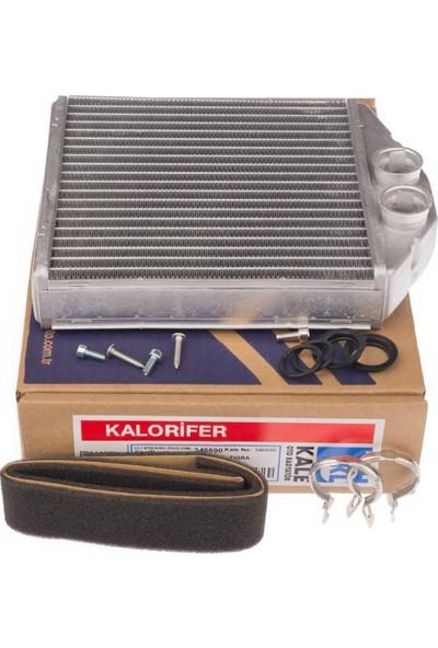 Kale Opel Vectra C Kalorifer Radyatörü