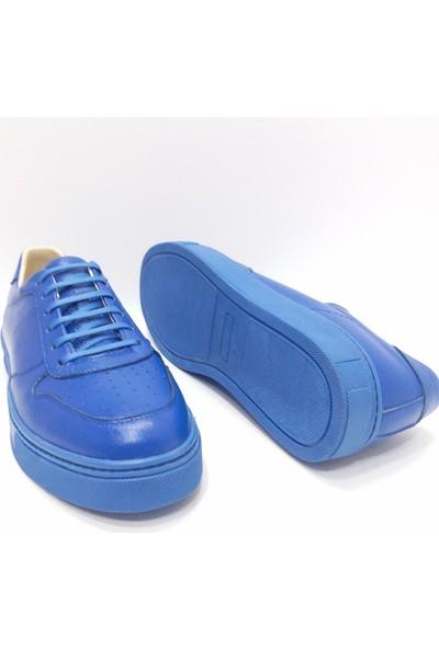 King Shoes Büyük Numara, Casual, Günlük Erkek Ayakkabı