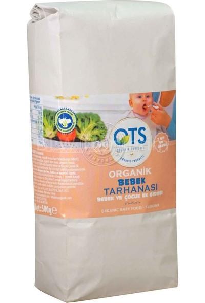 OTS Organik Organik Bebek Tarhanası 500 gr