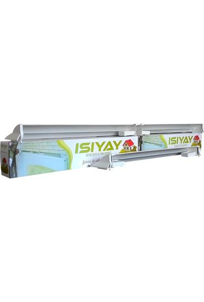 Isıyay Petek Üstü Isı Yönlendirici Ayarlanabilir Ölçü 75-140 cm Isı Yönlendirici