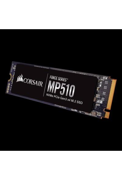 Corsair MP510 480GB 3480MB/sn-2000MB/sn NVMe PCIe M.2 SSD (CSSD-F480GBMP510)