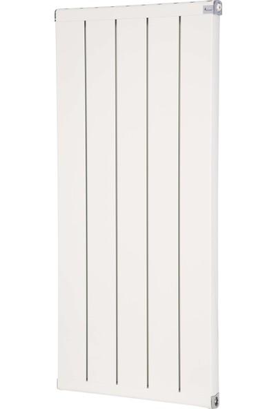 Dgvision Feronia Alüminyum Beyaz Radyatör 90*80 Cm Petek