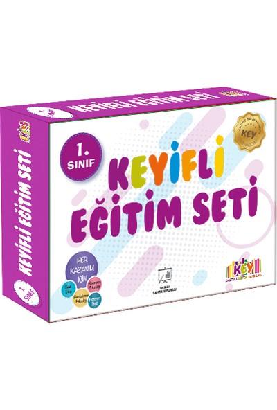 Key Yayınları Keyifli Eğitim Seti -1