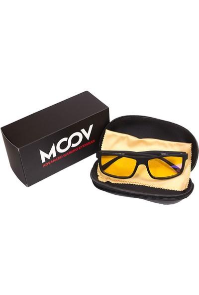 Moov 155C101 Rush Oyuncu Ve Gece Sürüş Gözlüğü