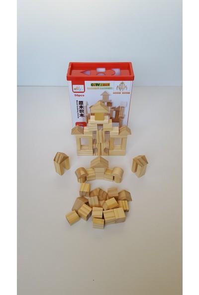 Oyuncak Dünyanız Ahşap Bloklar