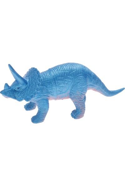 Yeşil Oyuncak Hayvanlar 9 Parça Dinazor Seti Büyük Boy 15 cm Dinazorlar