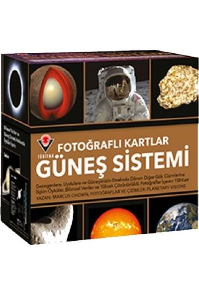 Güneş Sistemi Fotoğraflı Kartlar - Marcus Chown