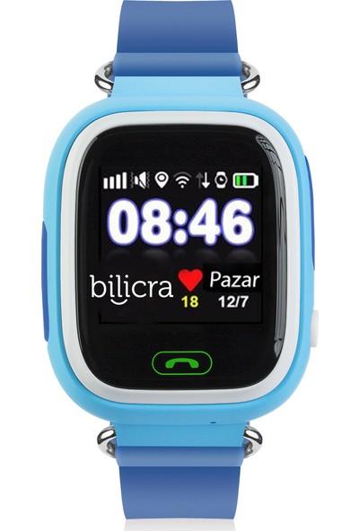 Bilicra BLC 101 Akıllı Çocuk Saati - Mavi