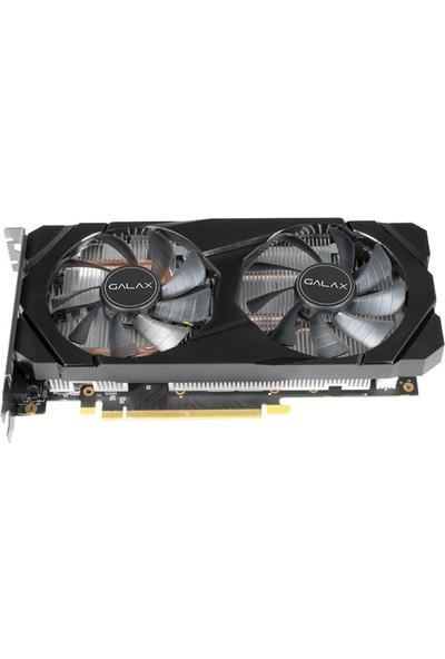 Galax Nvidia GeForce RTX2060 1 Click OC 6GB 192Bit GDDR6 (DX12) PCI-E 3.0 Ekran Kartı (GLX-26NRL7HPX7OC)