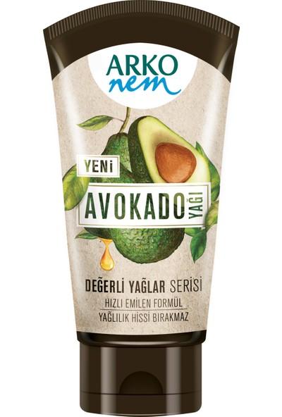 Arko Nem Değerli Yağlar Avokado Yağlı Krem 60 ml