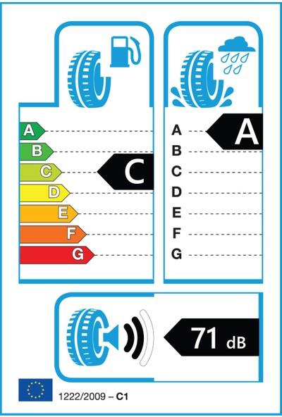 Continental 225/45 R17 91Y FR ContiPremiumContact 6 Oto Yaz Lastiği ( Üretim Yılı : 2021 )