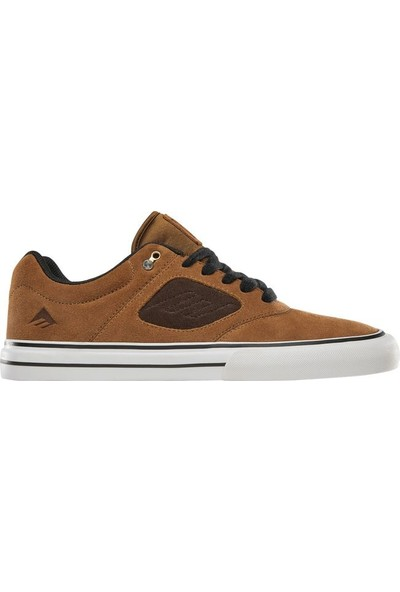 Emerica Reynolds 3 G6 Vulc Tan Brown Ayakkabı
