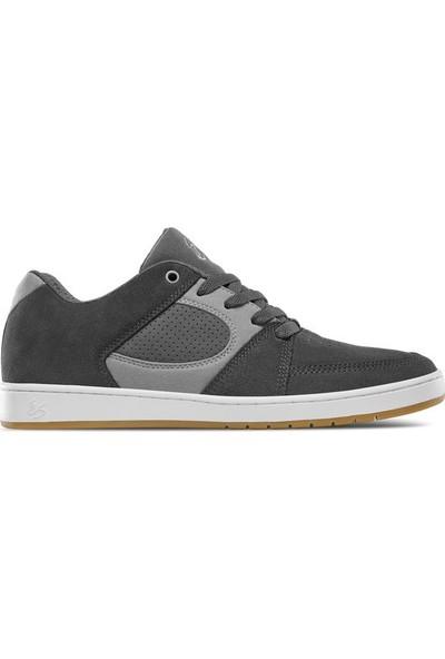 Es Accel Slim Dark Grey Grey Ayakkabı