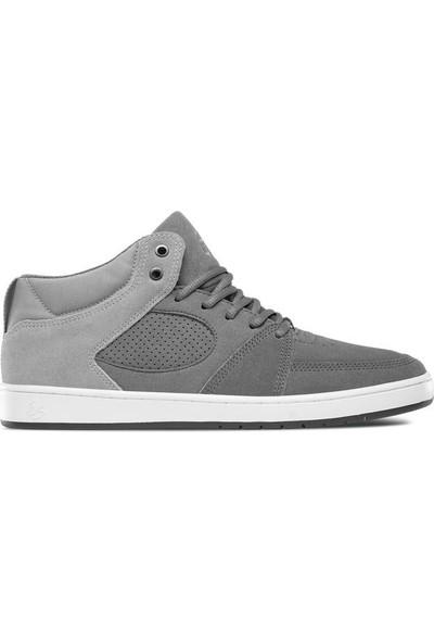 Es Accel Slim Mid Dark Grey Grey Ayakkabı